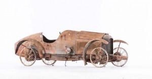 Amilcar CGSS biplace sport - 1927 Collection Baillon