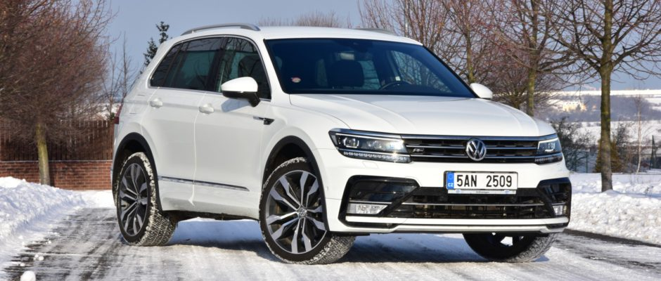 VW Tiguan 2.0 TDI 4motion 2017