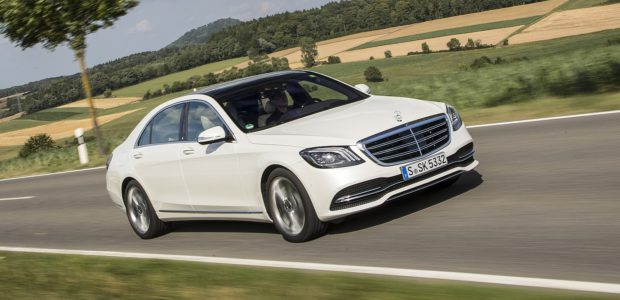 Mercedes-Benz S 400d 4matic 2018