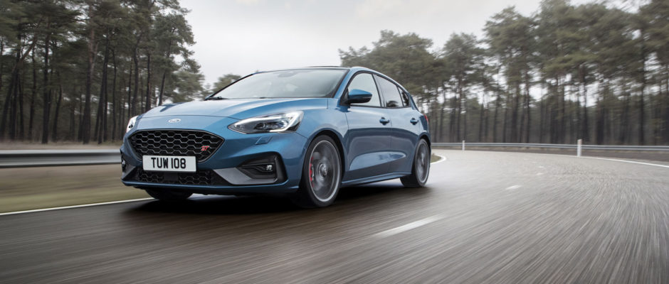 Ford Focus 1.0 EcoBoost (2019)